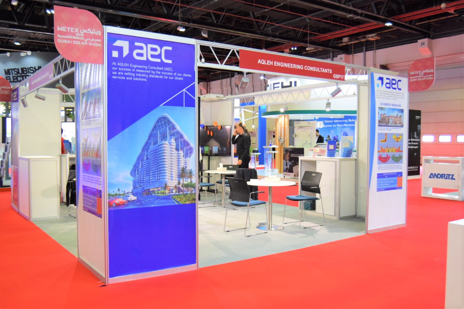 Participation In WETEX